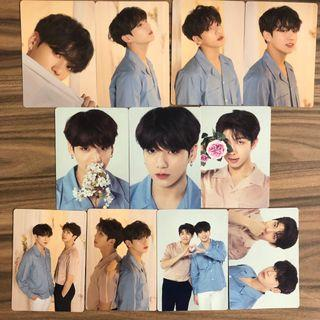 🚚 wts wtt bts mini pc love yourself tour in singapore photocard ly ** new