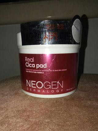 New Neogen Dermalogy Real Cica Pad