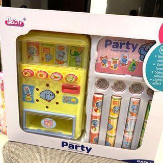 飲料販賣機 自動販賣機玩具