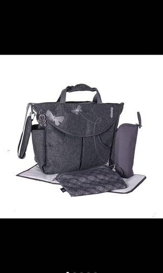 Okiedog Sumo Papilion Diaper bag