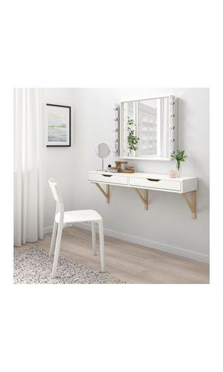 Ikea ekby drawers shelf RRP$89