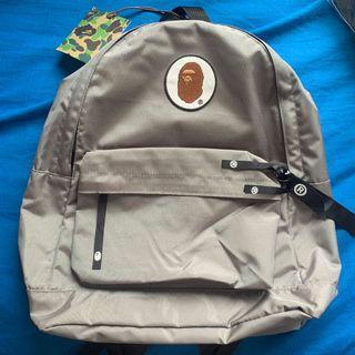 #GayaRaya 💯Original Bape Backpack