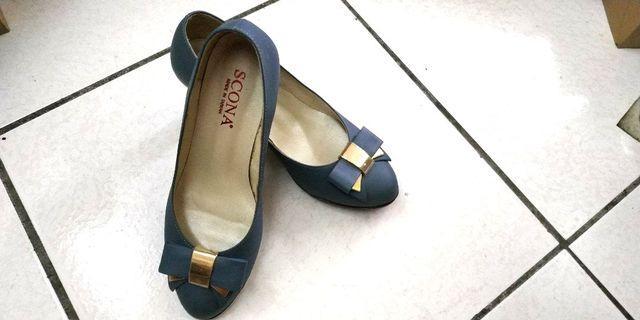 SCONA高跟鞋23.5號