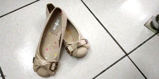平底娃娃鞋23號