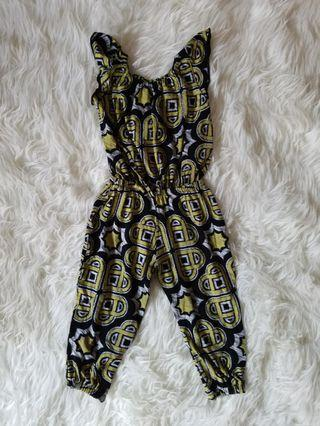 Jumpsuit 3-4 th