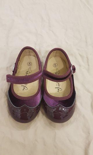 Manhattan mulberry mary jane shoes