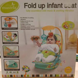Mastela Fold Up Infant Seat
