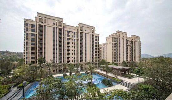 珠海純住宅3房單位,包豪華裝潢,升值潛力大,華發上市發展商,睇樓團實地考察