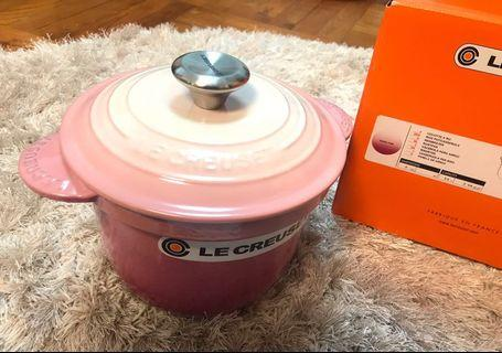 Le Creuset cocotte every 18cm (ombre pink)