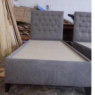 SUPER SALE UPHOLSTERED BED FRAMES