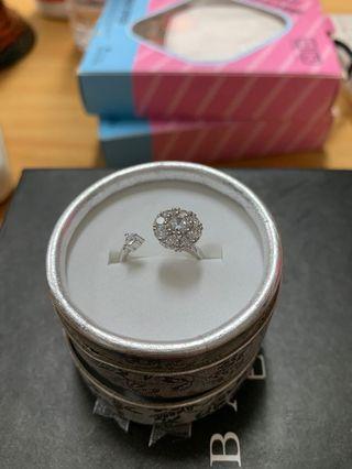 🚚 全新 裝飾戒指