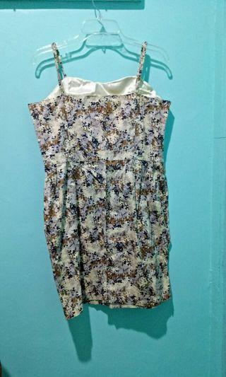 Mididress corak
