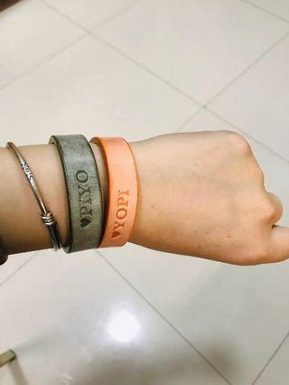 🚚 customize authentic leather wrist for him