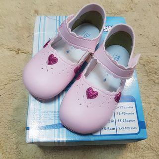 [NEW] TENDERLY BABY GIRL PARTY SHOES ( 735430971N )