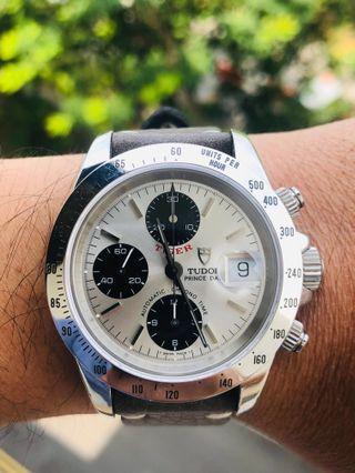 Tudor 79280P Tiger Chronograph Panda Dial