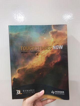 TOUCHSTONES NOW - HODDER EDUCATION
