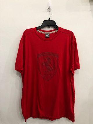 Men Puma Ferrari T-shirt