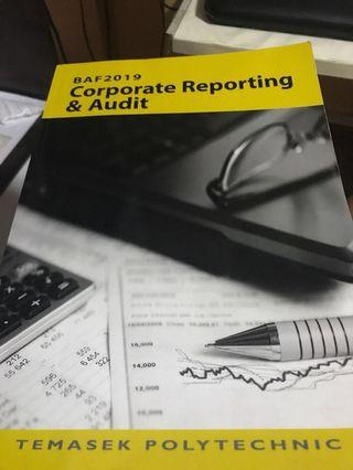 Corporate Reporting & Audit