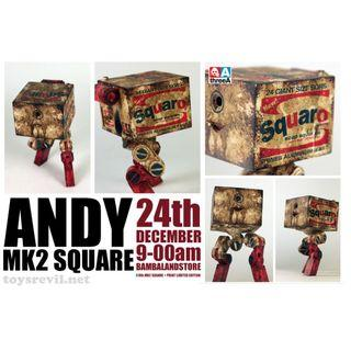 Threea WWR Andy Square Mk2(pls read description)