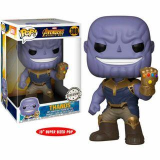 Infinity War - Thanos w Gauntlet