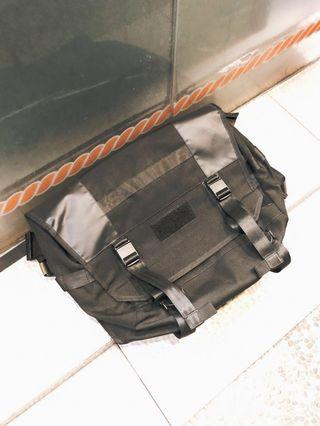 """Orbitgear R201-eMAGBK """"MESSENGER BAG"""" w/ Axis Sling MKII and Ext Padding"""