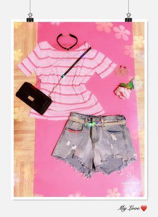 🚚 Pink T-Shirt