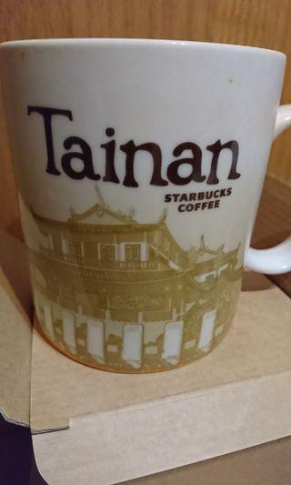 星巴克台南城市馬克杯