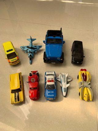 🚚 Die cast cars