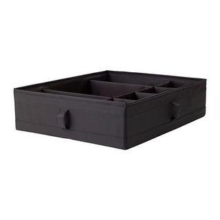 IKEA SKUBB foldable drawer with compartment