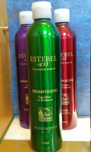 (6 Bottles)Estebel Shampoo / Shower Gel 500ML
