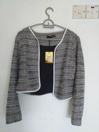 Dressing Paula Tweed Jacket