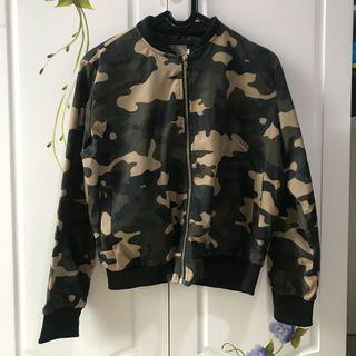 Army Bomber Jacket / Jaket army