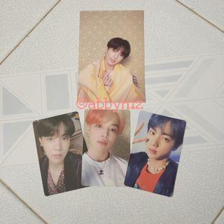 [WTS] BTS MOTS:Persona official photocard and postcard