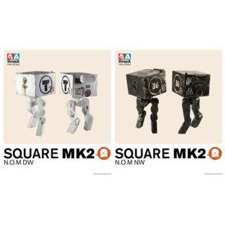 Threea WWR Daywatch Nightwatch MK2 Square set