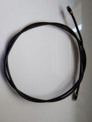 Coaxial 2m cables