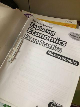 Econ exam practice