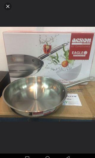 Eagle stainless steel cookware