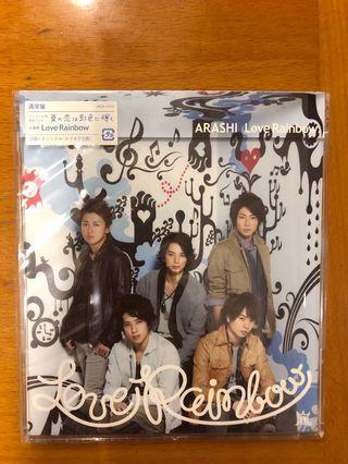 嵐 Arashi Love Rainbow 通常盤
