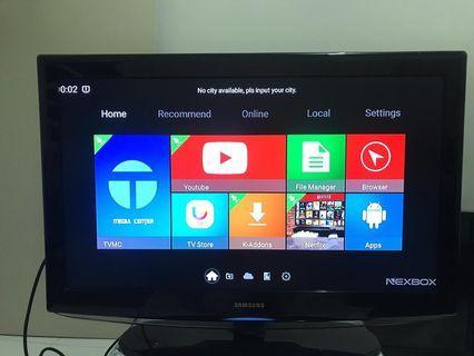 "Samsung 37"" Full HD LCD TV"