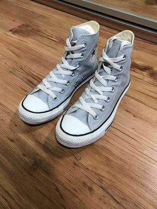 Converse All Star Hi Sneakers Dusty Blue