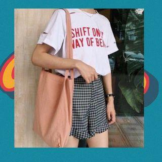 🚚 Basic Tote bag