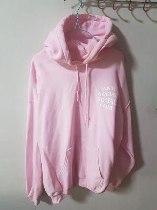 ASSC Pink Hoodie