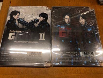 嵐 Arashi 二宮和也 松山賢一 GANTZ DVD
