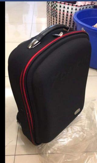 Luggage black