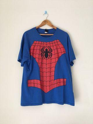 Kaos Official Kostum Spiderman