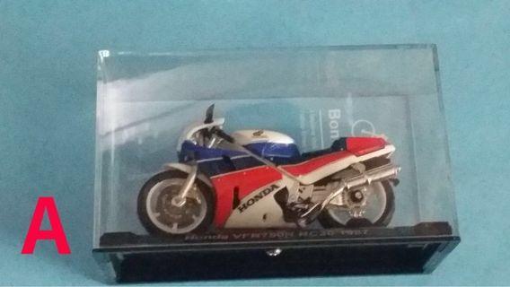 7-11 本田重機模型車