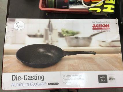 Die -casting aluminium cookware