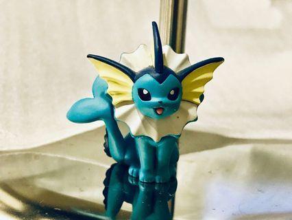 水精靈 精靈寶可夢 神奇寶貝 伊布 扭蛋 完美 公仔