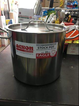 Eagle stockpot 24cm