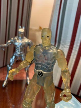 神奇四俠 英雄聯盟 Marvel 冰俠 toybiz 1992 絕版古董玩具復仇者聯盟 美國隊長 DC 女超人蝙蝠俠 ironman